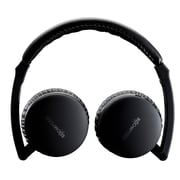 Boompods Skypods Wireless Travel Headphones, Black (BP-APBLK)