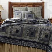 VHC Brands Columbus Quilt; Twin
