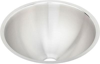 Elkay Lustertone 14'' x 14'' Undermount Bathroom Sink