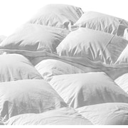 Highland Feather Santa Barbara Lightweight Down Duvet Insert; California King (35 oz)