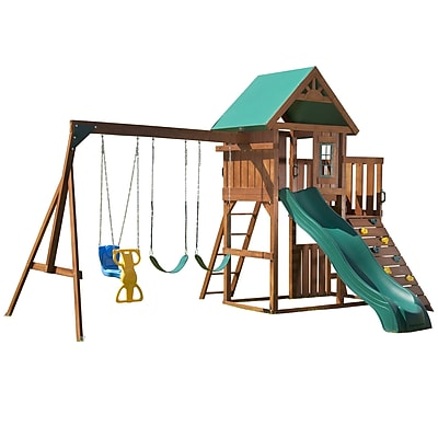 Swing-n-Slide Willows Peak Swing Set