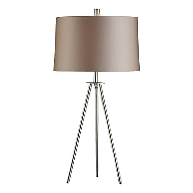 Crestview Sabra 28'' Tripod Table Lamp