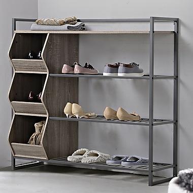 homestar 4tier shoe rack