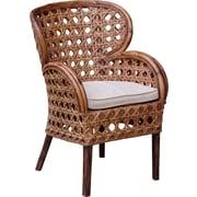 Jeffan Sahara Arm Chair; Natural