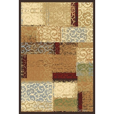 LA Rugs Galaxy Indoor Area Rug; 2' x 4'