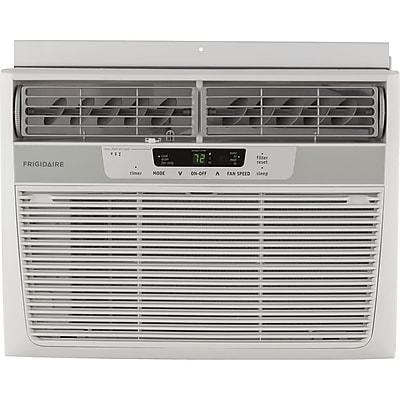 Frigidaire 10,000 BTU 115V Window-Mounted Compact Air Conditioner with Remote Control