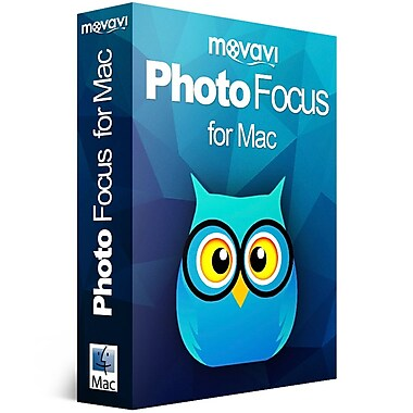 Movavi Photo Focus for Mac Business Edition [Download]