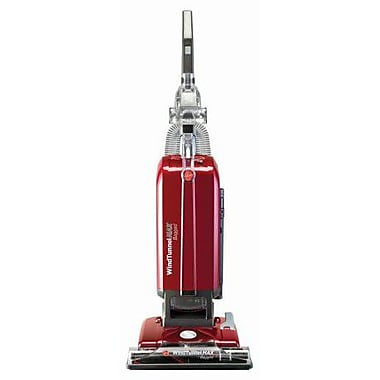 Hoover® WindTunnel® MAX™ Bagged Upright Vacuum, (UH30600)