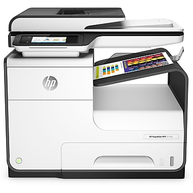 HP – Imprimante multifonction PageWide 377dw, (J9V80A#B1H)