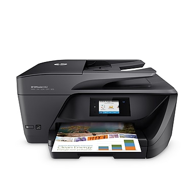HP – Imprimante tout-en-un OfficeJet 6962, (T0G26A#1HA)