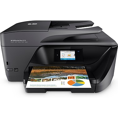 HP® OfficeJet Pro 6978 Colour All-in-One Inkjet Printer (T0F29A#B1H)
