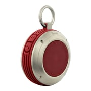 Divoom Voombox Travel Wireless Bluetooth Speaker, Red