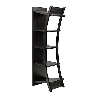 Brassex 151261-CH 4-Tier Display Shelf