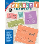 Language Arts, Grade 1 Workbook (104875)