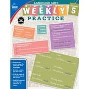Language Arts, Grade 5 Workbook (104879)