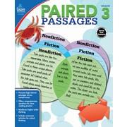 Paired Passages, Grade 3 Workbook (104888)