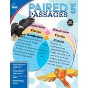 Paired Passages, Grade 5 Workbook (104890)