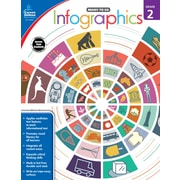 Infographics, Grade 2 Workbook (104894)