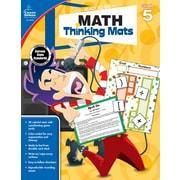 Math Thinking Mats, Grade 5 Resource Book (104903)