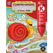 Comprehensive Curriculum of Basic Skills, Grade PK Workbook (704892)