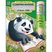 Comprehensive Curriculum of Basic Skills, Grade 3 Workbook (704896)