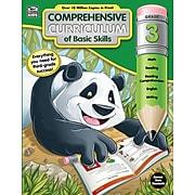 Comprehensive Curriculum of Basic Skills, Grade 3 Workbook (704896)