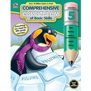 Comprehensive Curriculum of Basic Skills, Grade 5 Workbook (704898)
