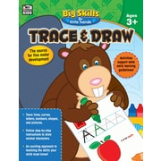 Thinking Kids Trace & Draw Workbook, Grades Preschool - K