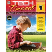 Tech Timeout, Grade 1 Activity Book (704921)