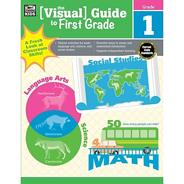 Visual Guide to First Grade Workbook (704925)