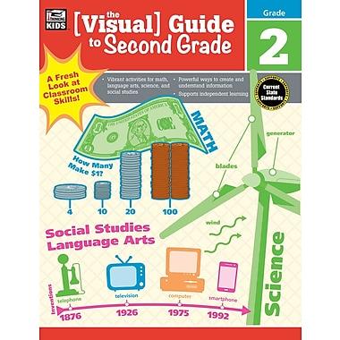 Carson-Dellosa Visual Guide to Second Grade Workbook (704926)