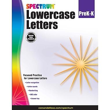 Carson-Dellosa Lowercase Letters, Grade Pre-K-K Workbook (704971)
