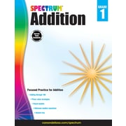 Addition, Grade 1 Workbook (704977)