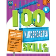 Thinking Kids 100 Kindergarten Skills Workbook