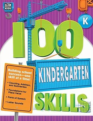 Thinking Kids 100 Kindergarten Skills Workbook