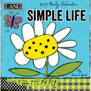 LANG Simple Life 2017 Box Calendar (17991030053)