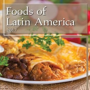 TURNER PHOTO Foods Of Latin America 2017 Photo Wall Calendar (17998940065)