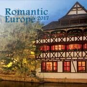 TURNER PHOTO Romantic Europe 2017 Photo Mini Wall Calendar (17998950018)
