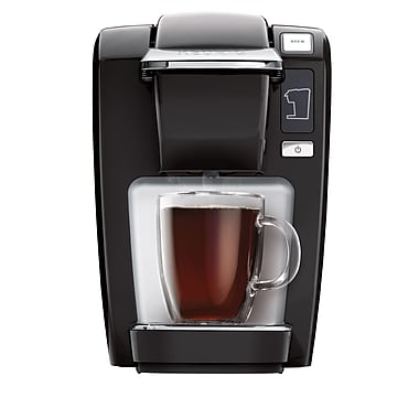 Keurig K15 Hot Brewing System, Black, (50-35817)