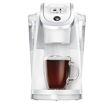 Keurig K200 Hot Brewing System, White, (50-35747)