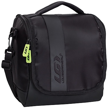 Louis Garneau Extreme Lunch Box with Large Opening, Black (E16303bk)