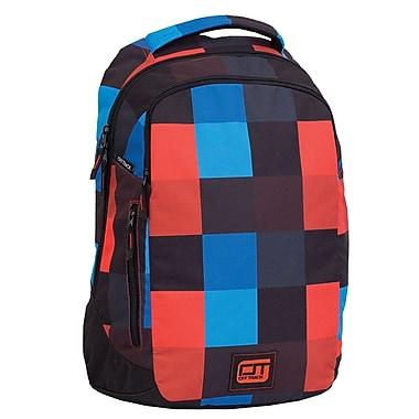 Off Track – Sac à dos, bleu rouge et noir (F16128be)