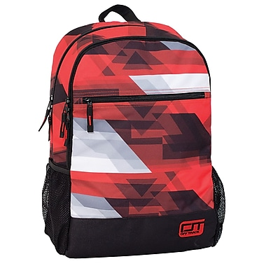 Offtrack Backpack, Red and Black (F16123rd)
