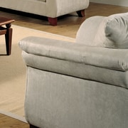 Serta Upholstery Armchair; Sienna Stone