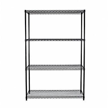 Trinity 72'' Four Shelf Shelving Unit