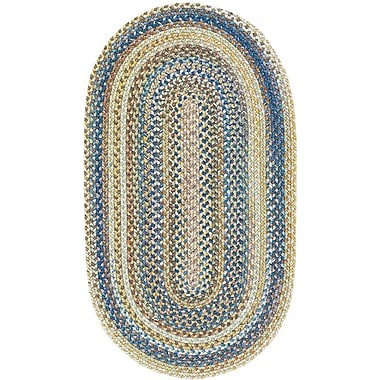 Capel Kill Devil Hill Multi Rug; Oval 11'4'' x 14'4''