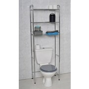 Evideco 24'' W x 68.5'' H Over The Toilet Storage