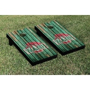Victory Tailgate NCAA Weathered Wooden Cornhole Game Set; Washington  St. Louis  Bears