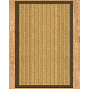 Natural Area Rugs Victoria Hand Crafted Malt Area Rug; 3' x 5'