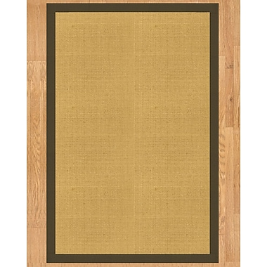 Natural Area Rugs Barbados Hand Crafted Malt Area Rug; 2' x 3'